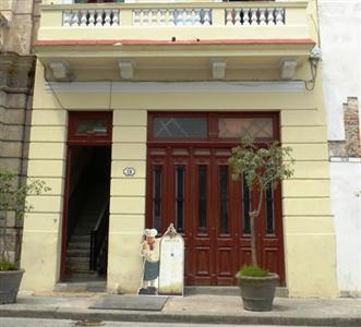 Edificio de la calle Tacón No 16