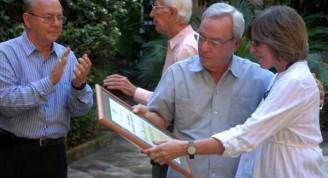 Eusebio Leal, primer Premio Nacional de Patrimonio Cultural