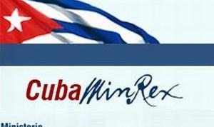 MINREX-Ministerio de Relaciones Exteriores de Cuba