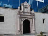 Aula Magna del Colegio Universitario San Gerónimo de La Habana