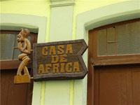 Casa de Africa - Oficina del Historiador de la Ciudad de La Habana