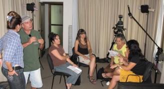 Preparación audiovisuales en LSC