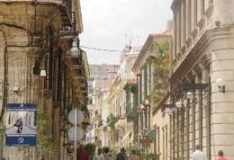 Calle Amargura-comienzo