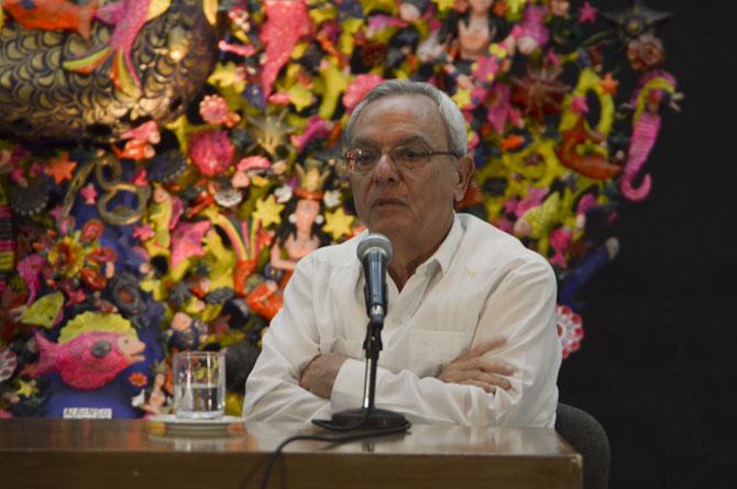 En los minutos finales de su intervención, el Historiador hizo públicas por primera vez sus remembranzas sobre el último encuentro que sostuviera con el presidente venezolano en La Habana