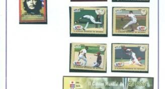 SELLO DE CUBA 2009 H-77