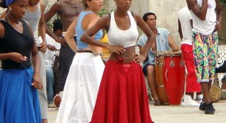 La cultura cubana en los barrios