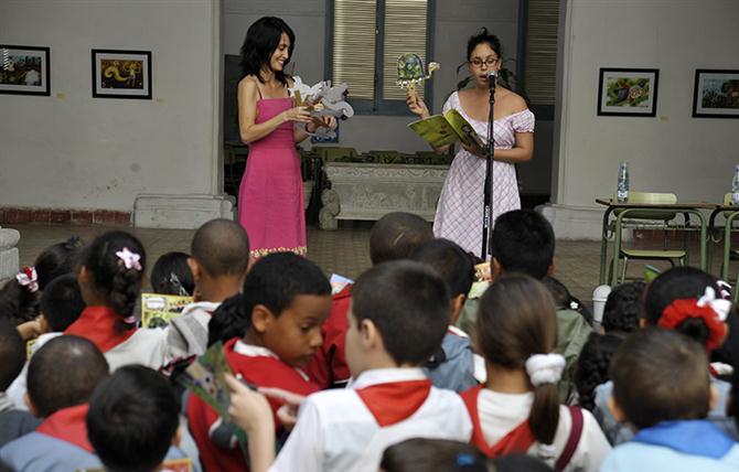 Clausura Fiesta del Libro infantil / Fotos: Nésto Martí