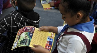 Clausura Fiesta del Libro infantil