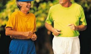 Adultos mayores, ejercicio fisico