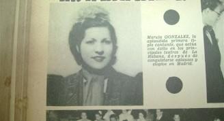 Maruja González 1937