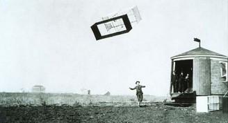 Papalote aerológico, 1915