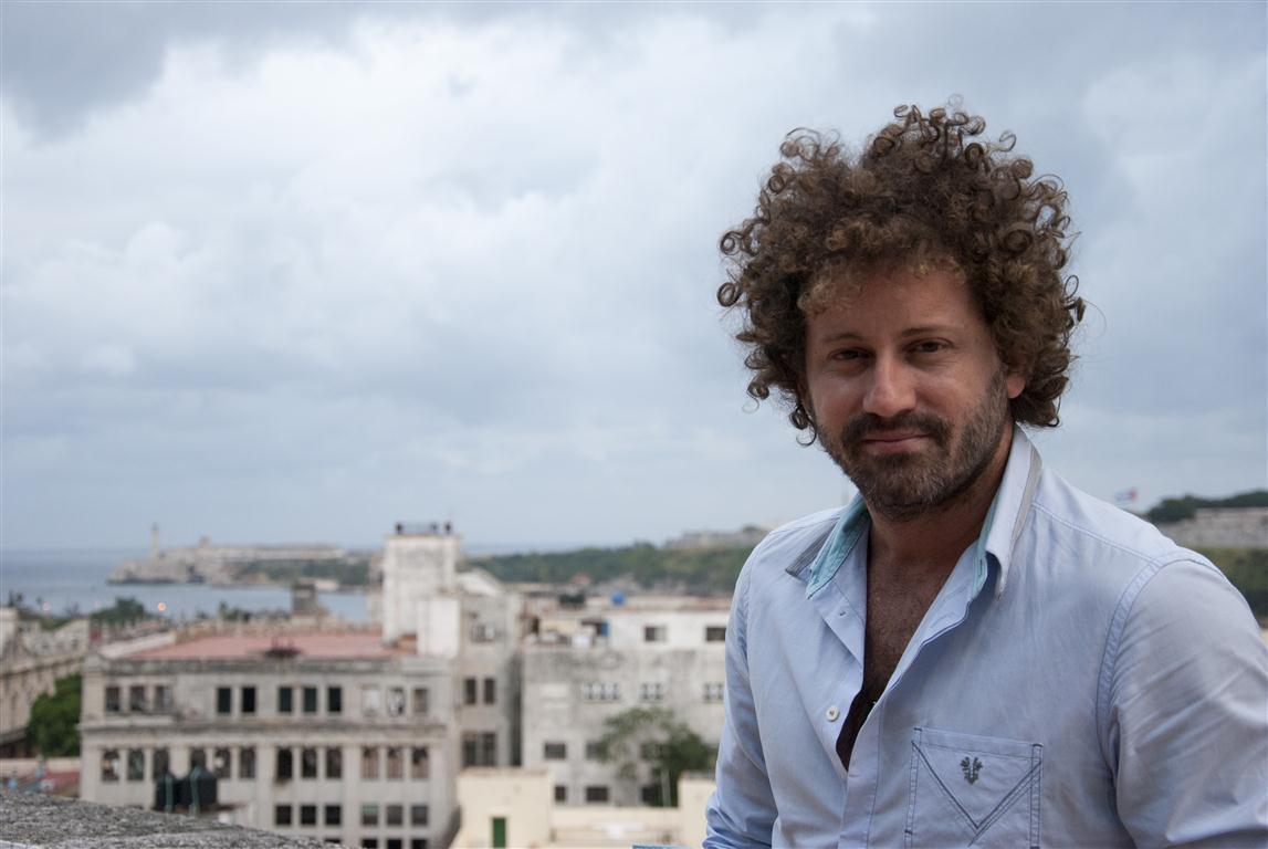 Raúl Paz / Foto Alexis Rodríguez