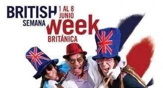 Siete días con swing, encuentros con la cultura británica  (Custom)