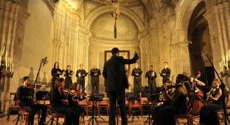 En la Basílica Menor del Convento de San Francisco de Asís, se estrenó la obra de Cayetano Pagueras y Juan París, músicos catedralicios de Cuba de los siglos XVIII y XIX.