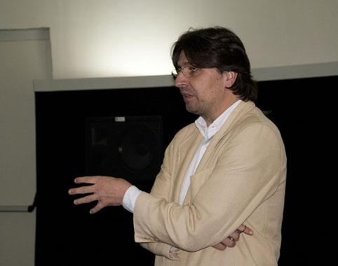 Francisco Sierra / Foto Alexis Rodríguez
