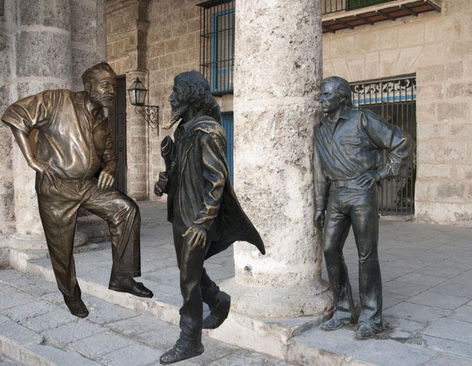 Hemingway-Gades y el Caballero de París