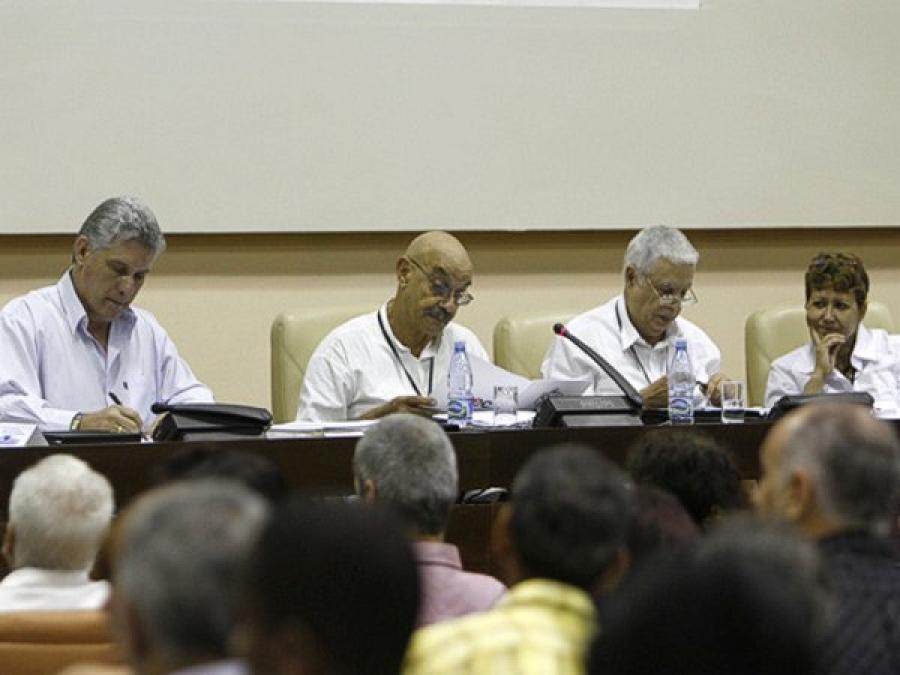 Presidencia del 9no Congreso de la UPEC