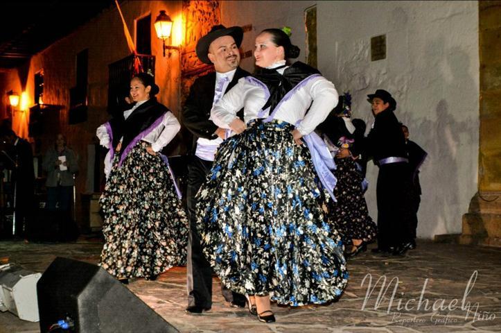 Ballet Folclórico Mi linda Costa Rica