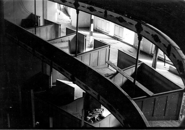 Interior del teatro Martí