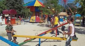 Parque infantil La Maestranza