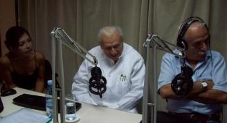 """Mario Menéndez, director del periódico """"Por Esto"""" de visita en Habana Radio"""