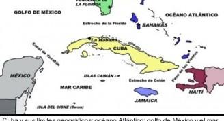 Cuba en el Caribe