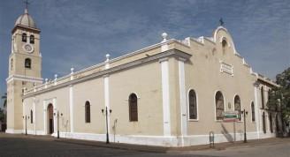 Iglesia de San salvador de Bayamo