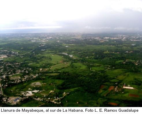 Llanura de La Habana