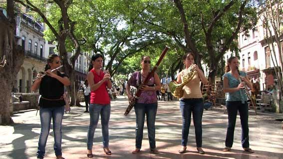 Quinteto de Viento Ventus Habana