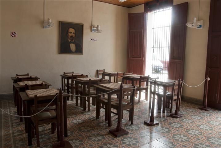 """Academia de Ajedrez """"Carlos Manuel de Céspedes"""""""