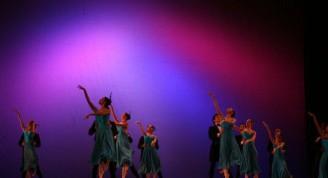 Ballet Acuarela, Estreno Mundial.Coreografía Alicia Alonso