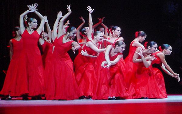 Compartirá escenario Lizt Alfonso Dance Cuba con conservatorio flamenco de España
