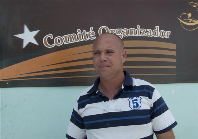 Ramón Cámbar Espinosa, Presidente del Comité Organizador del Programa 500 Aniversario