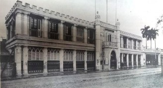 Utilizada como Depósito en 1925