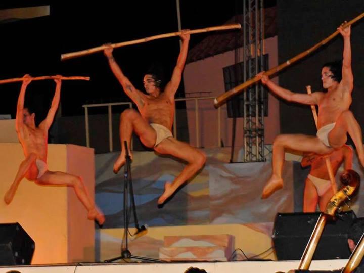 Espectáculo de lujo para celebrar los 500 de Bayamo