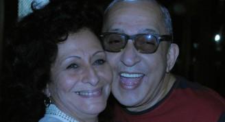 Beatriz Márquez y Juan Formell