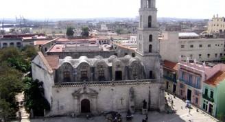 Basílica Menor de San Francisco de Asís / Foto Alexis Rodríguez