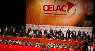 Cumbre de la CELAC en el 2011