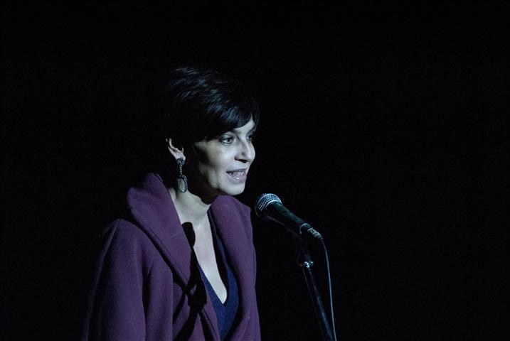 Uno de los grandes aciertos fue convidar figuras como la excelente actriz Broselianda Hernández