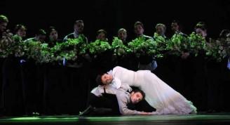 Ana Karenina, uno de los más aplaudidos espectáculos del Festival de Teatro