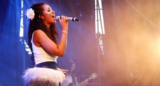 La cantautora Eme Alfonso, directora artística del Festival