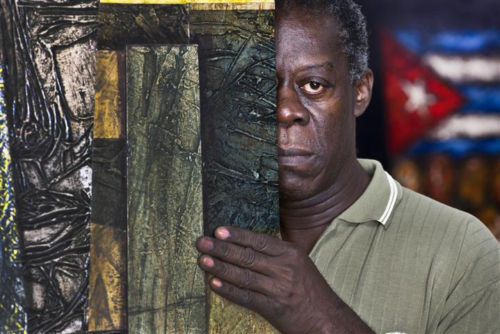 Eduardo Roca Salazar, Choco, Artista plástico cubano, La Habana Vieja