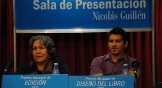 Neyda Izquierdo y Nélson Ponce