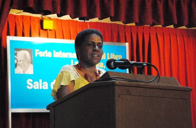 Zuleika Romay, Presidenta del Instituto Cubano del Libro