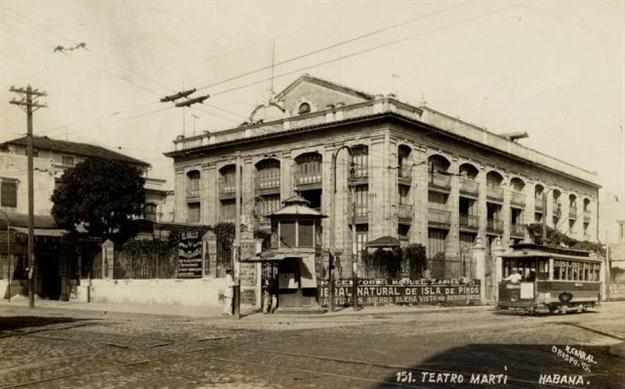 3-Teatro Marti 1930 (Custom)