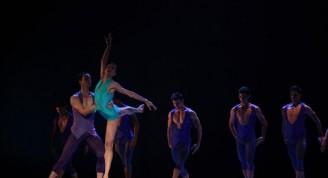 """""""Celeste"""", esterno mundial del Ballet Nacional de Cuba"""