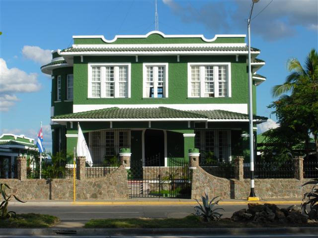 Casa Verde (Small)