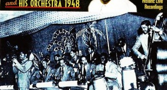 Chano Pozo with Dizzy Gillespie -front