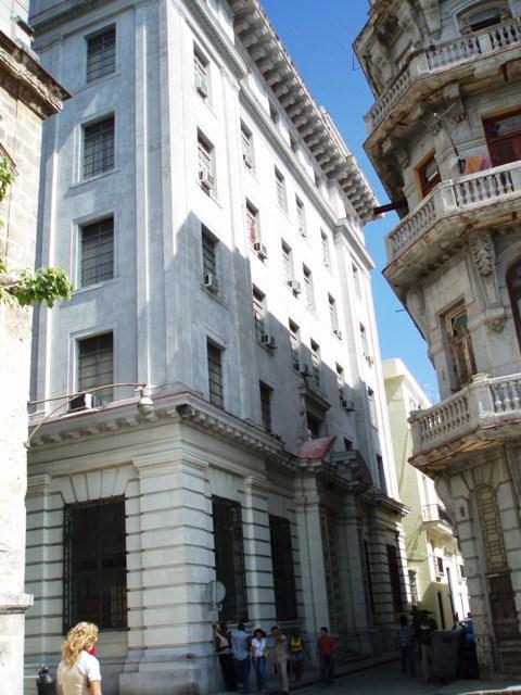 Edificio Barraqué lateral