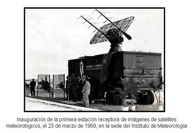Estación satèlite 1969
